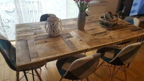 pallet dining room tables pallet dining room table pallet dining room table  tables made from pallets
