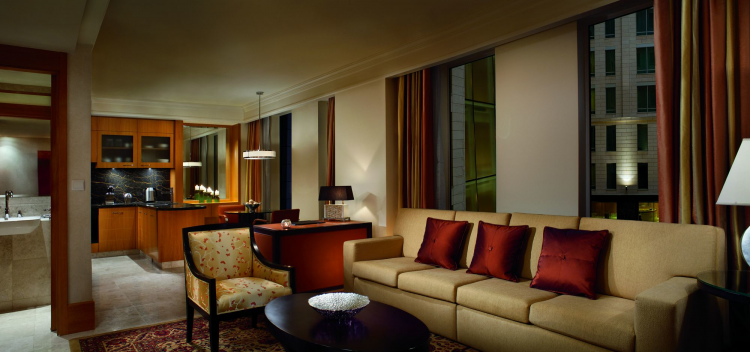 But the fabulous  indoor pool, superior service and amazing rooms take it to a league all its  own