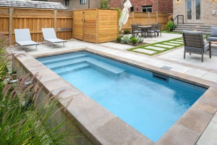 An outdoor pool is  among the most
