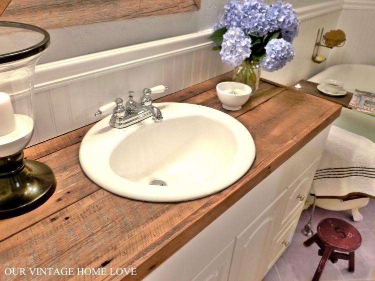 Lovely Weathered Wood Bathroom Vanity and Best 25 Dark Vanity Bathroom  Ideas On Home Design Dark