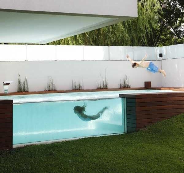 Unique Architect Designed House With A Large Swimming Pool In A Privileged  Location