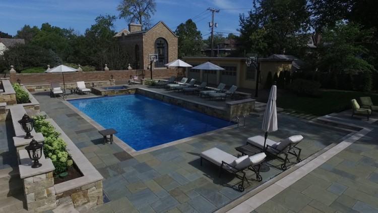 designer pools