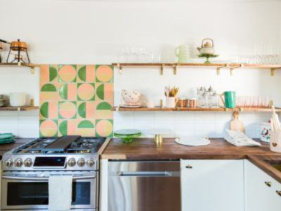 contemporary kitchen backsplash photos