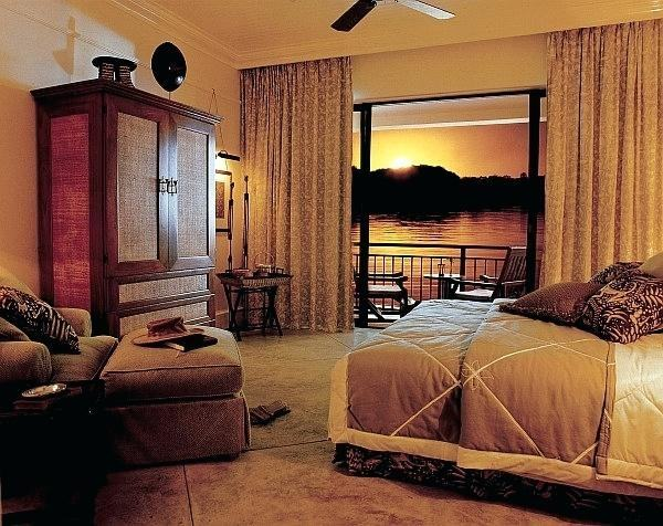 african themed room