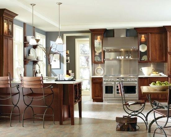 Full Size of Kitchen Decoration:dark Kitchen Floors And Cabinets Color  Schemes For Kitchens With