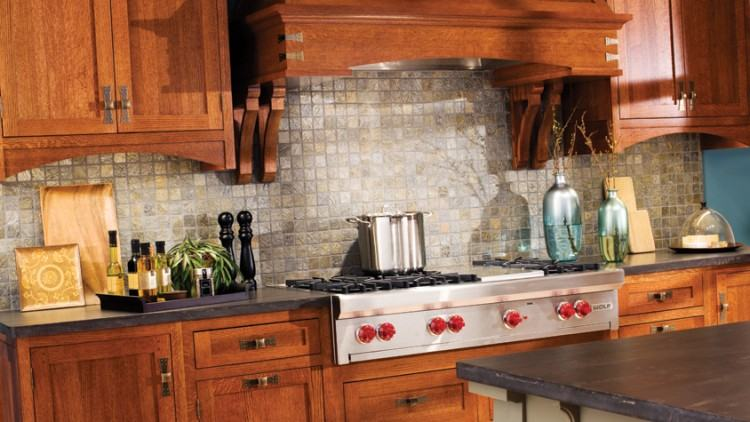 However, if you are applying the craftsman cabinets, your kitchen will look  more up to date, not out of date anymore because the craftsman kitchen  designs