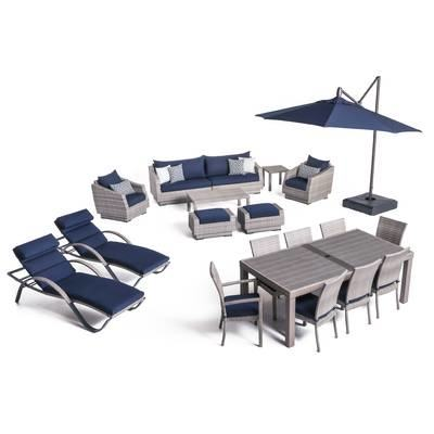 These Set Consist Of Gazebo, Table, Chair And Bench