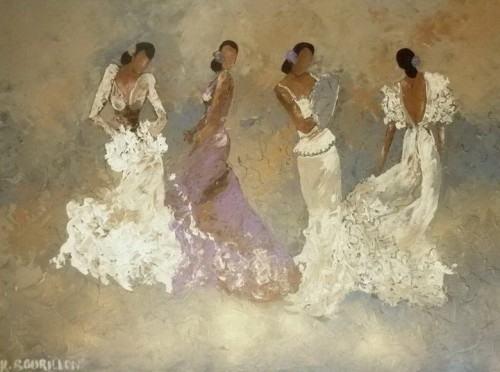 Choosing the Wedding Gown