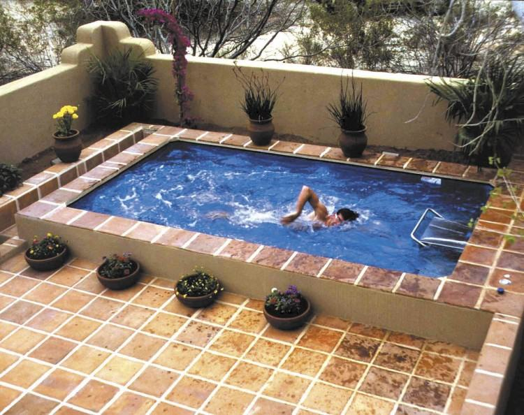Swimmingpool Design – 30 inspirierende Ideen für kleinere Flächen
