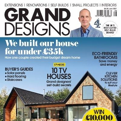 Kevin McCloud is keeping his skepticism about that foundation to himself