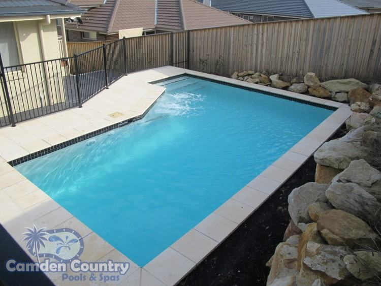 A Harrisons concrete pool is built by a company that  has built its reputation on delivering exceptional workmanship