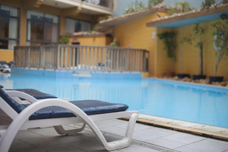 Outdoor furniture on the rear patio | Bella Vista, Hunmanby Gap,