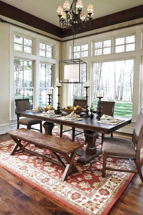 Windville Dining Room Table: Beautiful windville dining room table or  astonishing home decor near me