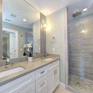 modern bathrooms designs beautiful modern bathroom designs with soft and  neutral color decor ideas