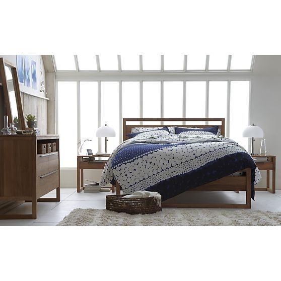 crate bedroom furniture cool and barrel