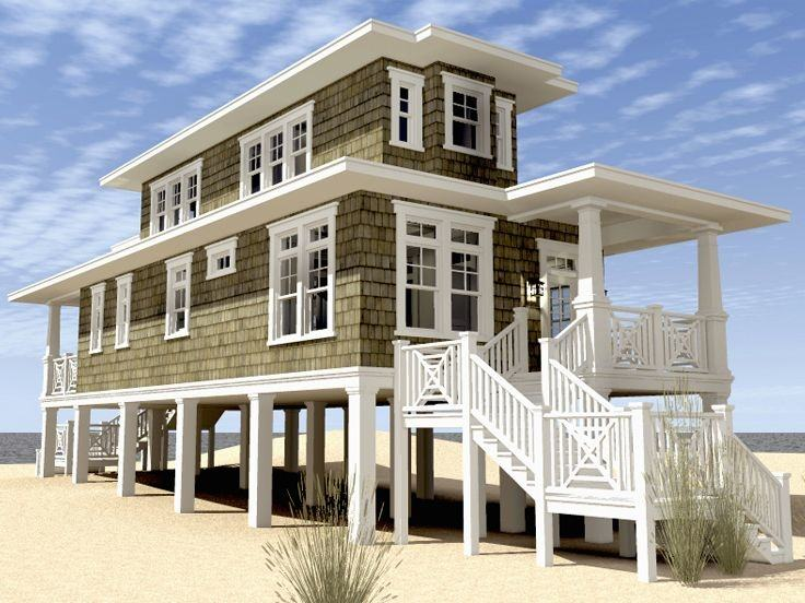 Nice Looking Storey Beach House Plans Nz Modern Story Small Cannes Monaco