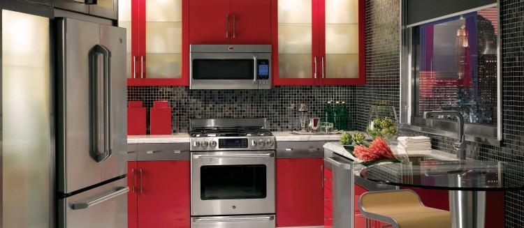 gray kitchen design idea 5