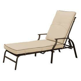 Tangkula Patio Lounge Chairs Sling Chaise Lounges Recliner Patio Furniture  W/