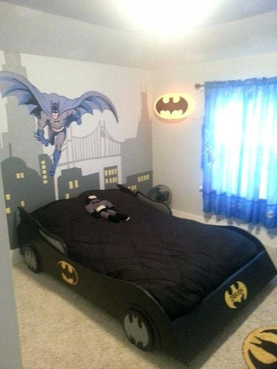 Cartoon Batman Duvet Cover Grey Bedding Set Kids Bedding Single Double  Queen King Size Bed Sheets Bedclothes Bedclothes King Size Duvet Sale  Pretty