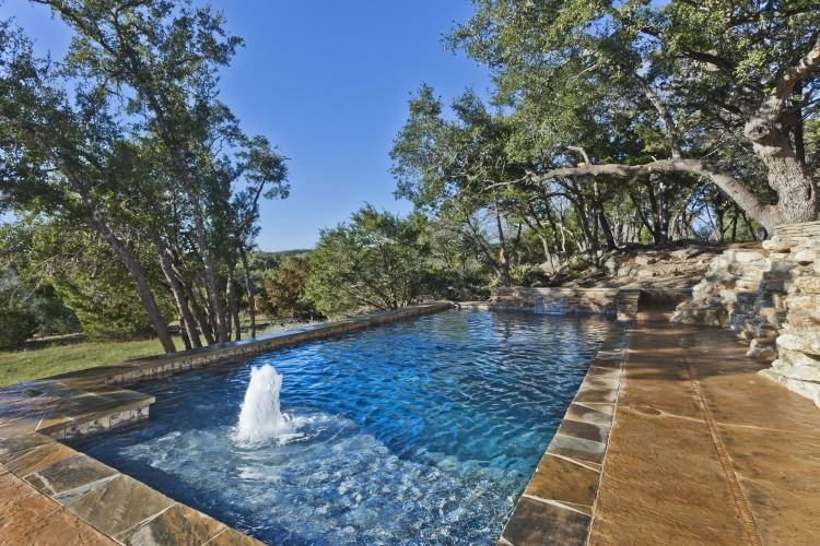 Negative Edge Pool Designs