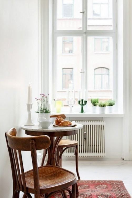 small eat in kitchen table ideas for area s