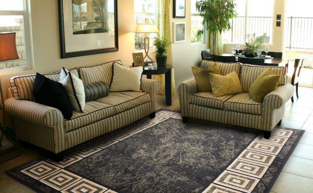 blue bedroom rugs