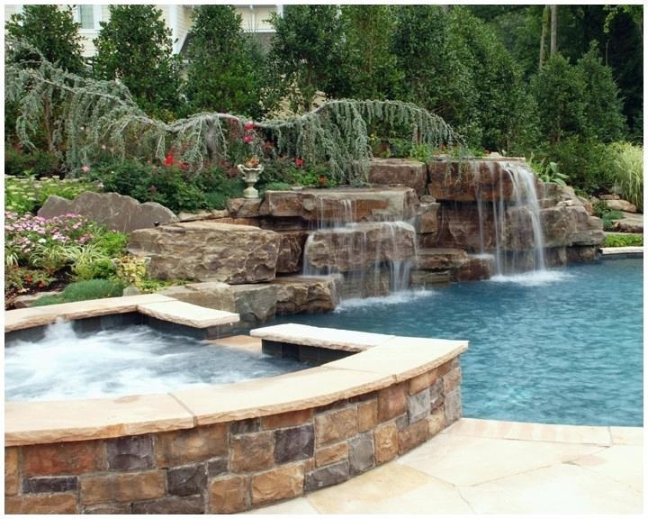 pool designs with spa backyard spa ideas swimming pool backyard designs  pool spa at modern home