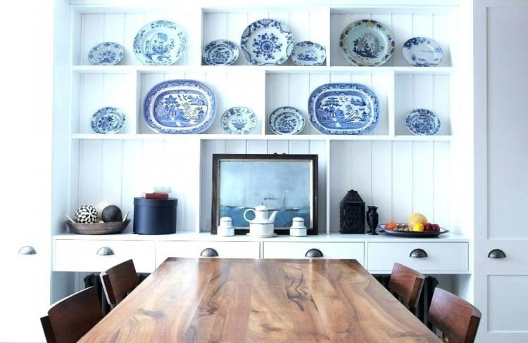 dining room  wall shelf ideas shelves decor