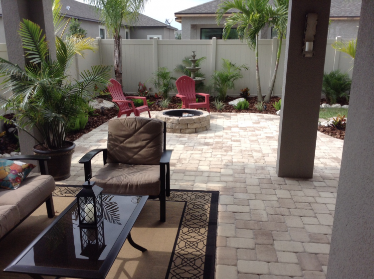 Concrete Patios Options And Designs All Resurfacing Patio Cover Stairs