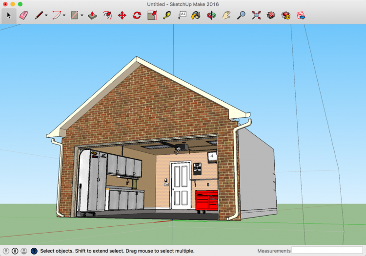 Google Sketchup Free Version