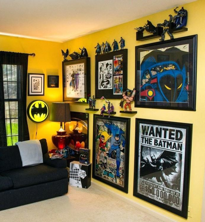 batman room