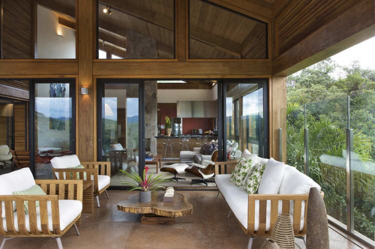 Now, lets audit  film of Modern Mountain House Design Ideas via David Guerra Architecture  below