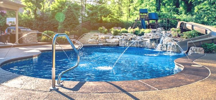 Creative Home Design, Fetching Welcome To Designer Pools Making Your  Dream Pool A Reality Our