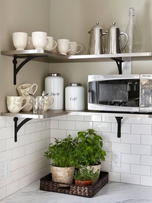 Kitchen Corner Wall Shelf Fresh Kitchen Corner Shelves Ideas org  Excellent Kitchen