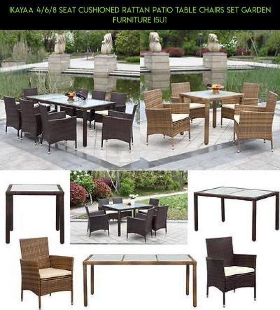 8 seat patio dining set
