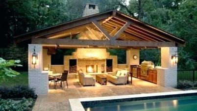backyard designs with pool and outdoor kitchen kitchens amp patio style  pools for out
