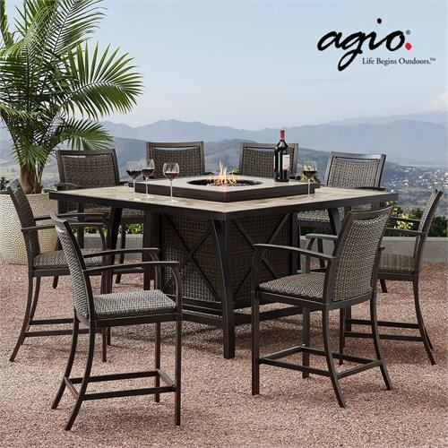 Agio Patio Furniture Reviews Modern Ideas And 82 Costco Pertaining To 16 |  Aomuarangdong