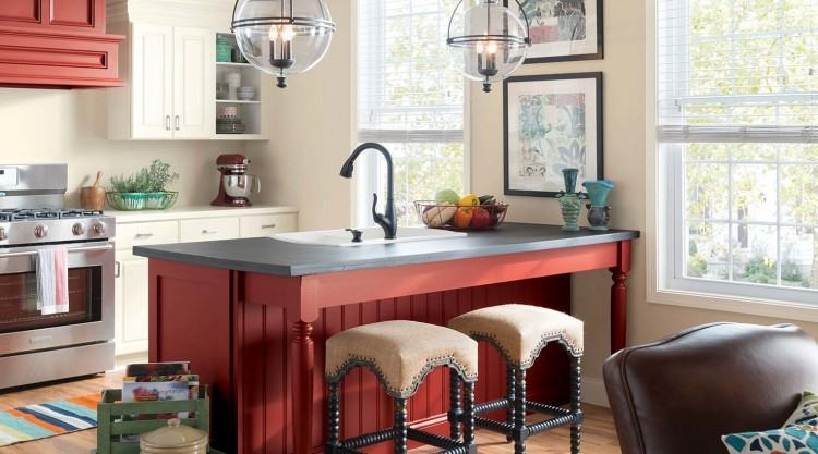 Full Size of Kitchen Kitchen Paint Color Schemes Can You Paint Kitchen  Cabinets White Spraying Kitchen