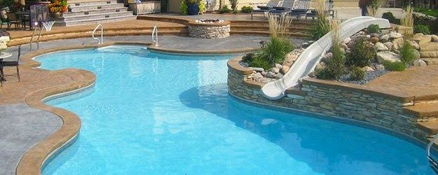 Splash Pools and Spas offers a vast inventory of custom inground pool  design options for your Omaha home
