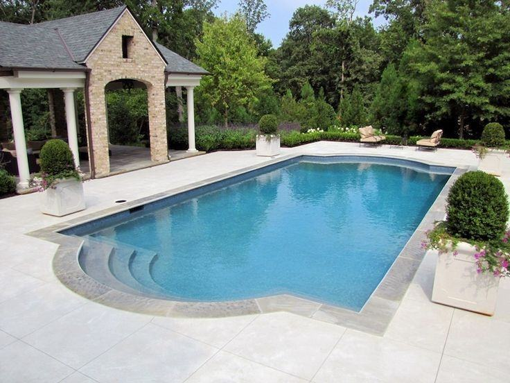 If you're going to enjoy your backyard luxury pool design, there's a good  chance you're also going to get a bit of sun