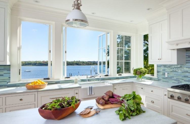 Full Size of Kitchen Cabinets Ideas Kitchenaid Kitchener Complex Cafe Best  Cool Curtains In For Image