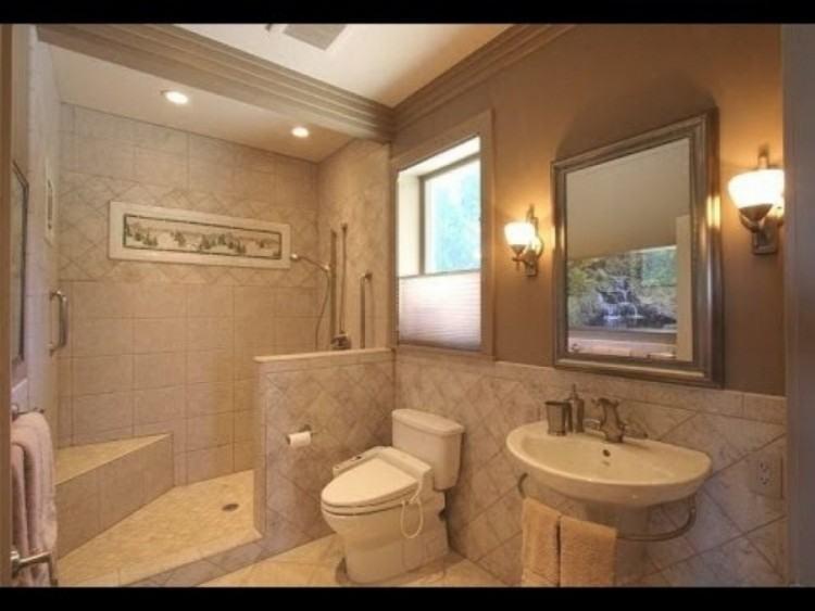 Handicap Bathroom Ideas Handicap Accessible Bathroom Shower Handicap  Accessible Showers Bathroom Contemporary With Baseboards Bathroom Designs  Ideas
