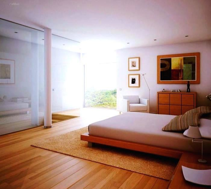 This spacious room has a lot of potential for some beautiful decor and  furniture
