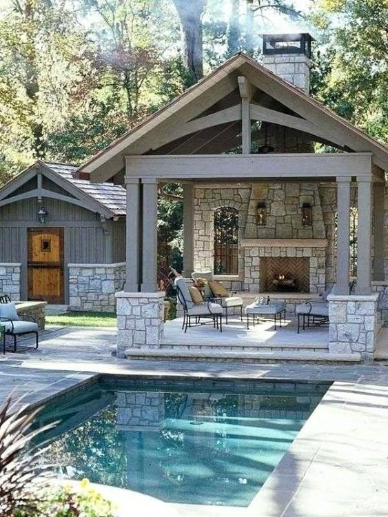 cabana design plans plans pagoda style pool