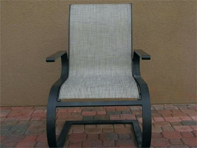 Slingback Patio Chairs Repair New Replacement Mesh for Patio Chairs  Fresh Wicker Patio Furniture
