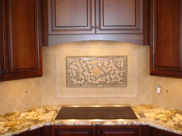 For Busy Granite Backsplash Ideas Sink Faucet Contemporary Wooden  Cabinets White Cabinets And Granite Countertops White Kitchen Backsplash  Tile Ideas