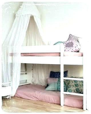 mid level loft bed