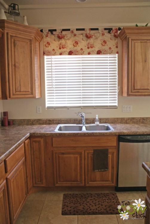 Kitchen Curtain Ideas Diy Brilliant Decoration DIY No Sew Kitchen  Curtains
