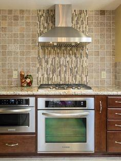 natural stone kitchen  backsplash home design ideas review