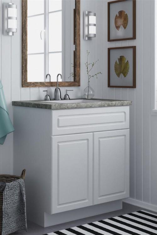 Diy Bathroom Vanity Cabinet Ideas Paint